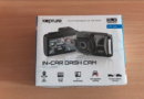 Kapture KPT-900 Dash Cam – Unboxing & Review