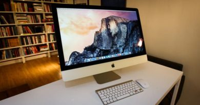 Apple iMac 5K 27-inch Review