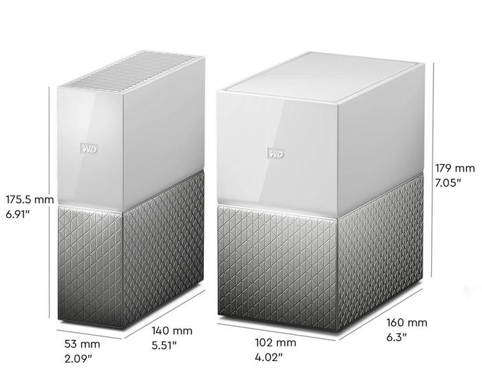 Wd My Cloud Home Review Talking Tech